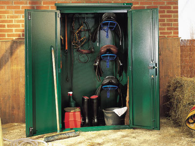 Asgarde secure Tack storage box
