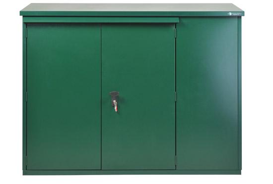 Shed Storage Safety Lock Garage 3m 4m Link 2 Sizes Silver Iron Utility Chain