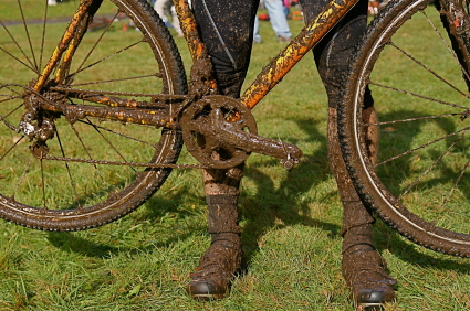 Bicycle rust prevention