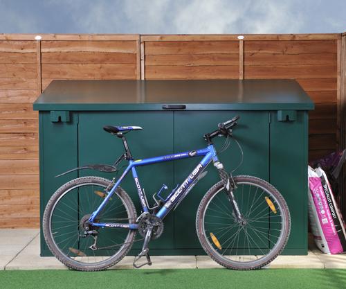 metal storage reviews bike storage reviews shed. Black Bedroom Furniture Sets. Home Design Ideas