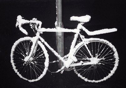 Looking after your cycles in the winter months