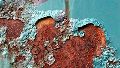 Rust Is Common With Metal Sheds