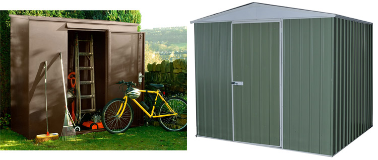 Best Metal Sheds On The Market