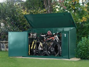 Access Plus Metal Bike Storage