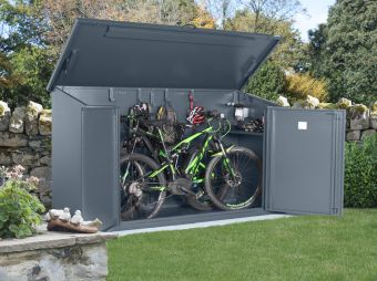 Access Electric Bike Storage Shed