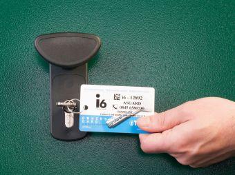 Asgard Key with Unique Key Card