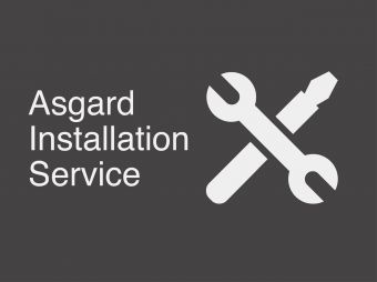 Asgard Shed Installation Service