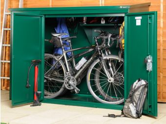Addition 3 Bike Storage Shed
