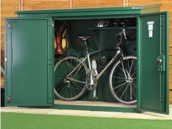 Annexe High Secuirty Bike Storage