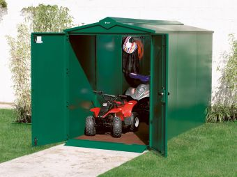 Quad Bike Storage Garage - Secured by Design Police Preferred Design