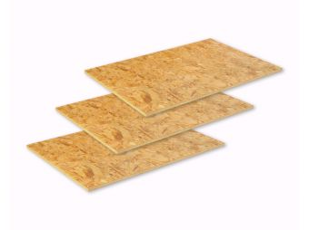 7x11 Protective wooden subfloor