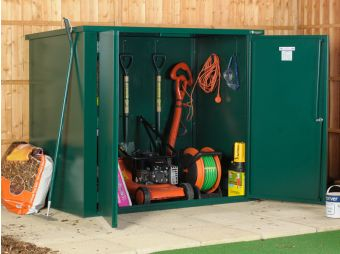 5x3 Metal Garden Shed Pack