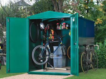 Police Approved Bike Storage - LPCB (Insurance approved)