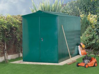 5x11 metal shed - The Centurion Plus1