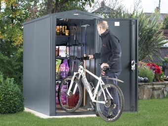 Sentry Bike Storage Shed