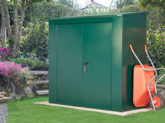 Trojan Plus School Storage Shed.