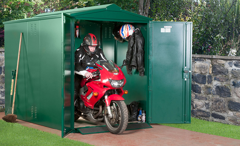 Motorcycle Storage
