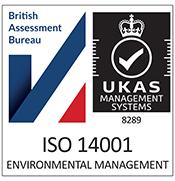 Asgard is ISO 14001