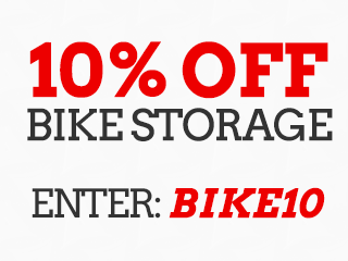 Metal Bike Storage
