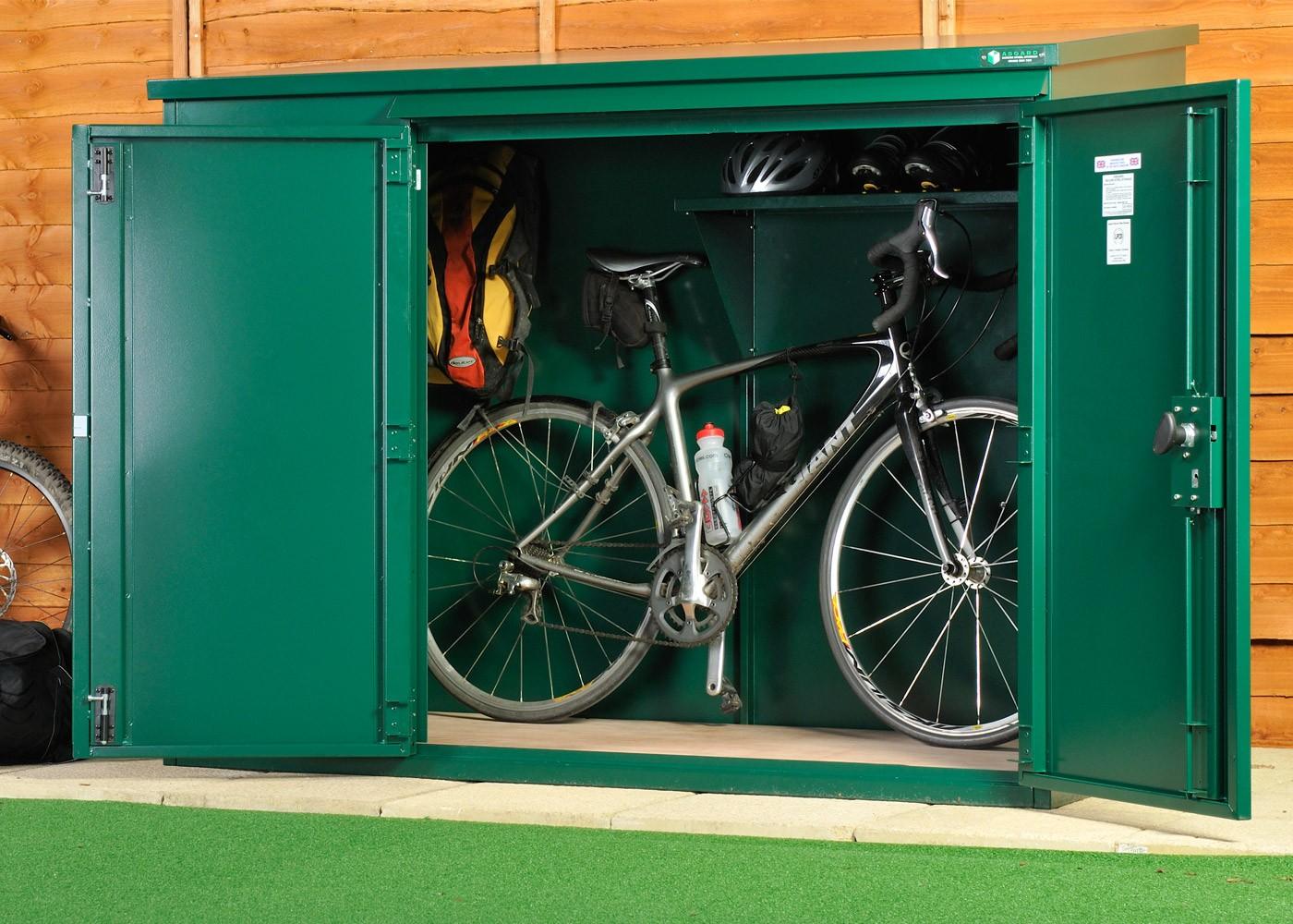 Bike Storage x 3