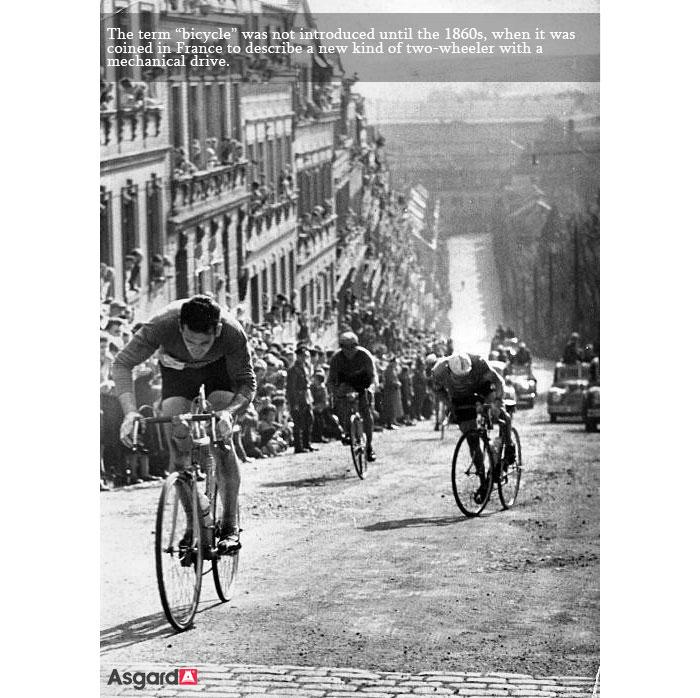 Asgard Bike Facts One