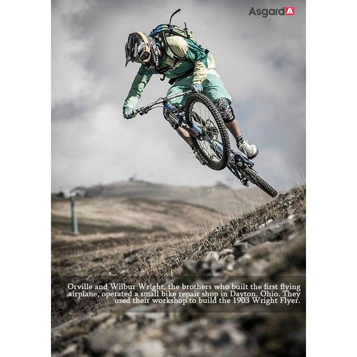 Asgard Bike Facts Two
