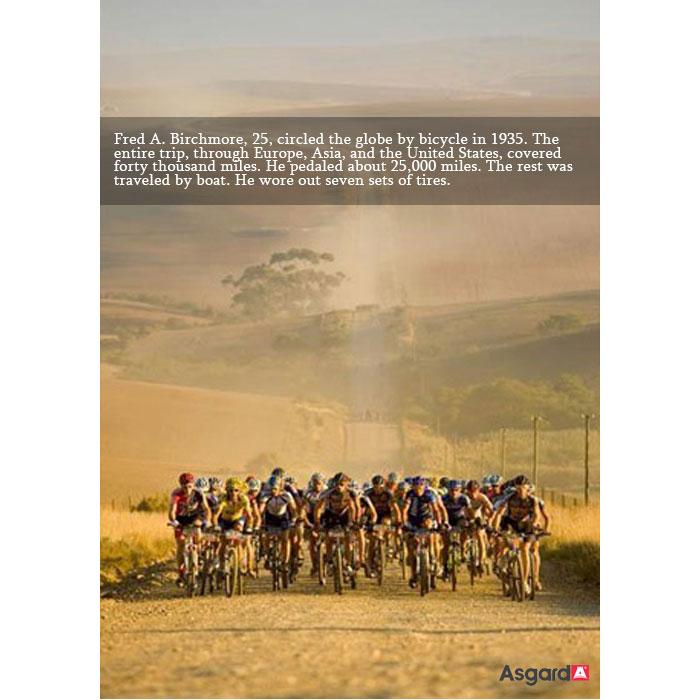 Asgard Bike Facts Three