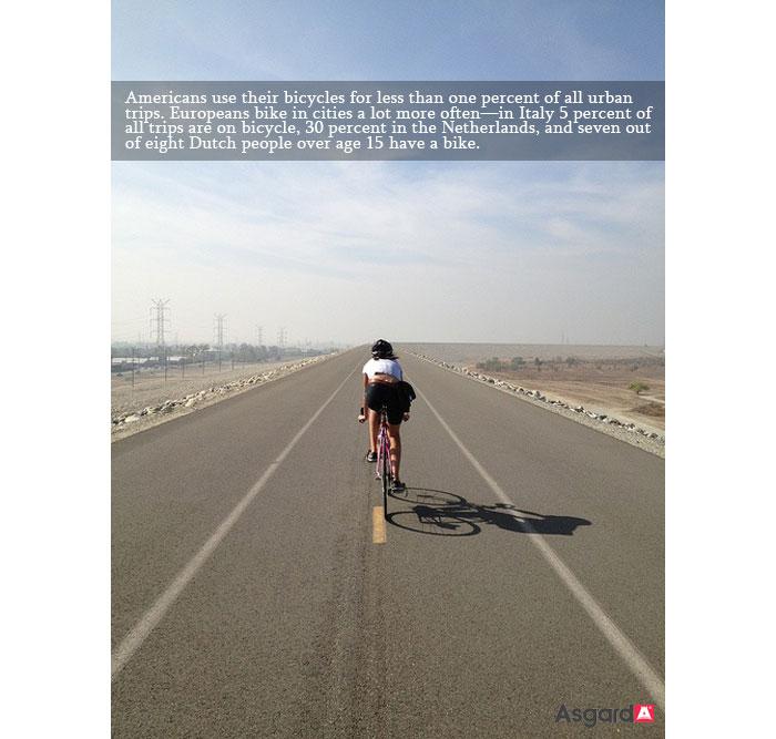 Asgard Bike Facts Five