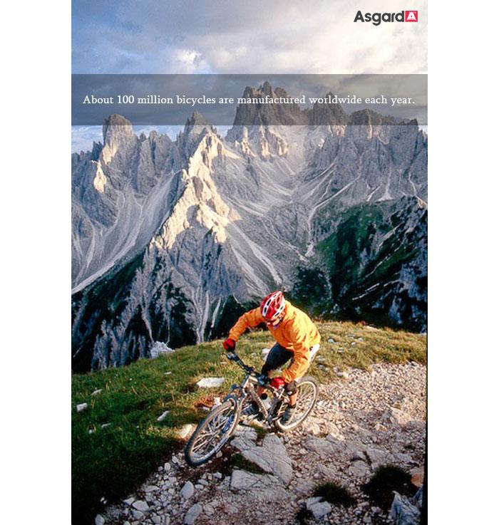 Asgard Bike Facts Six