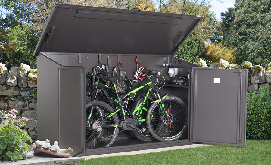 Best Bike Shed Review