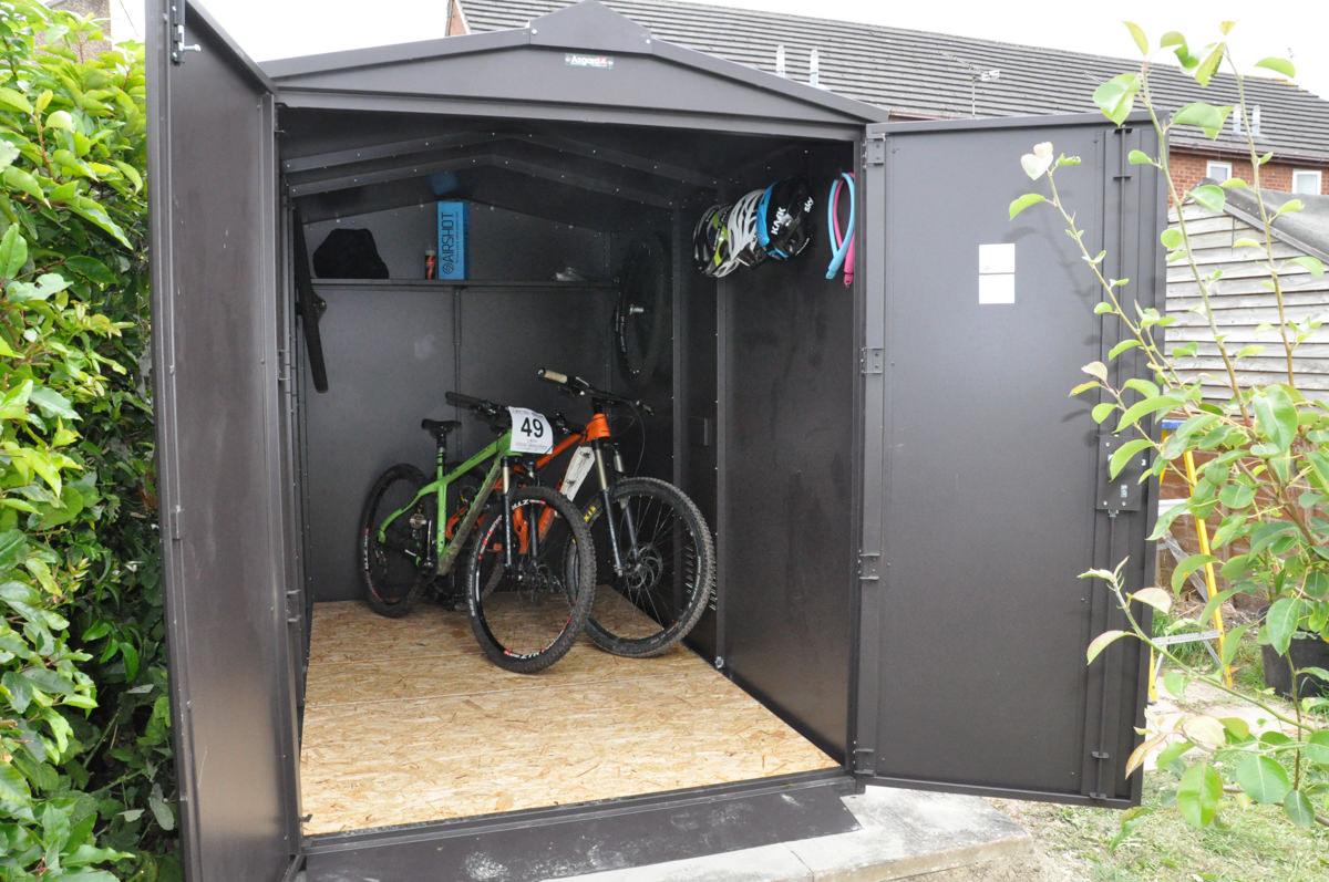 Asgard Large Bike Shed