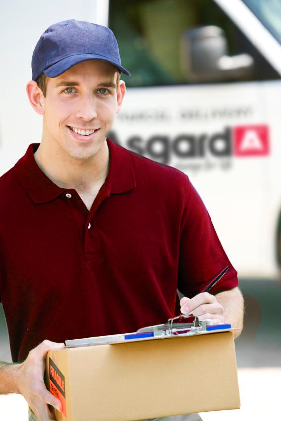 Asgard delivery service