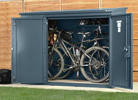 6 x 3 Police Approved Shed
