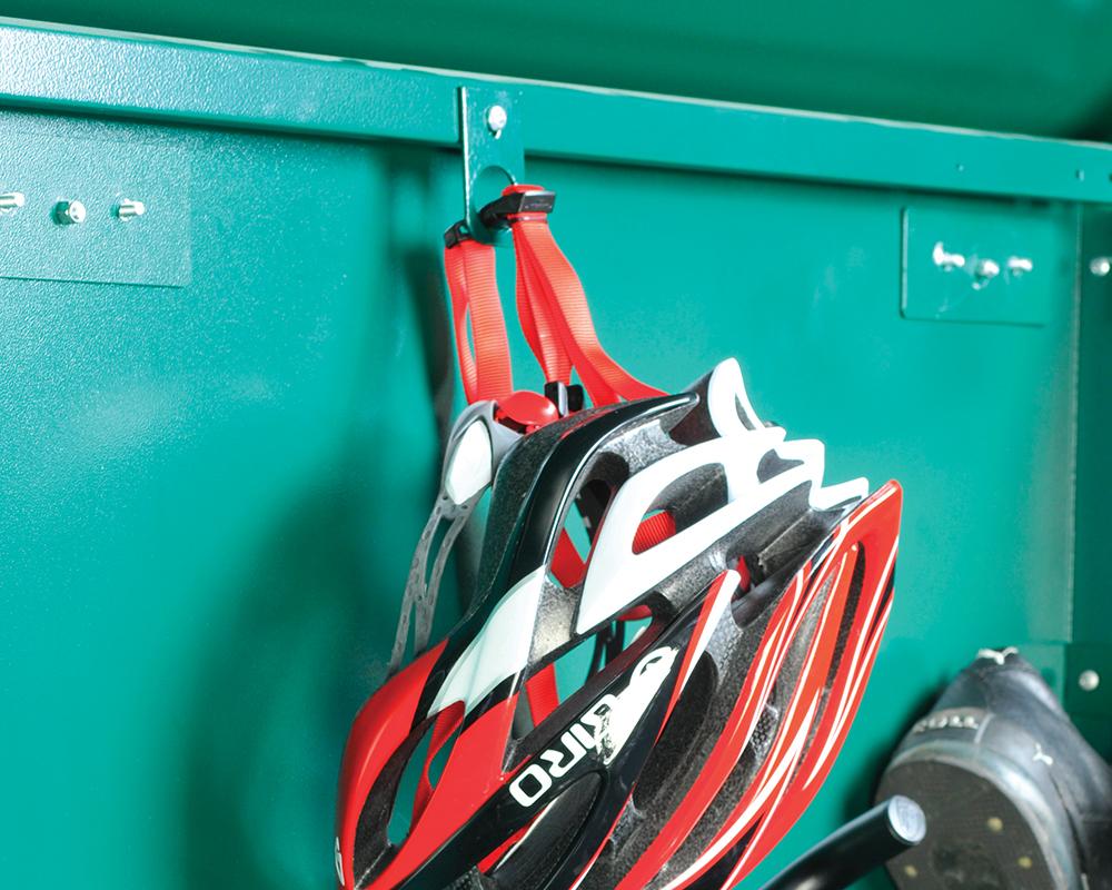 Bike Storage eyelets