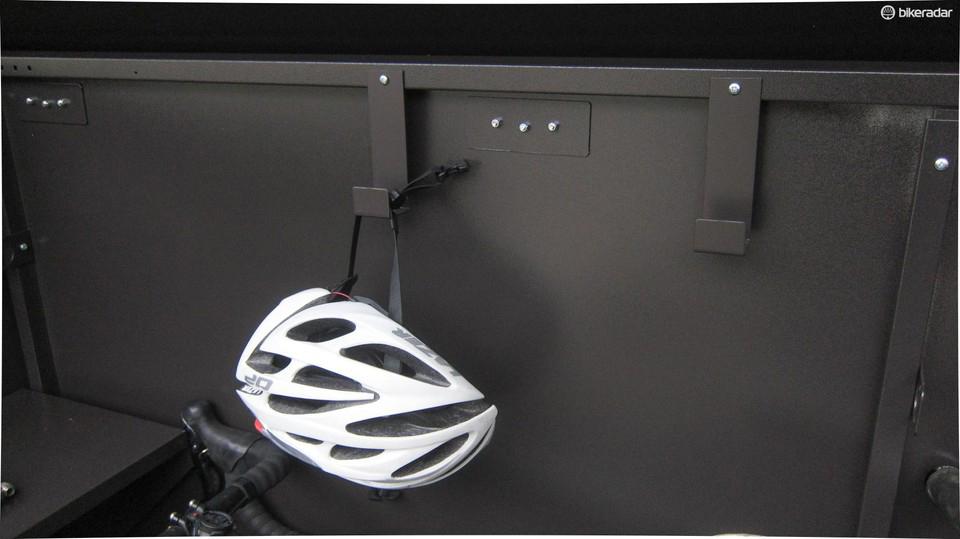 electric bike, bikebox with charging