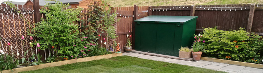 Landscaping Ideas for your Asgard Garden Shed
