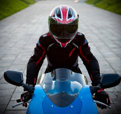 Motorbike theft