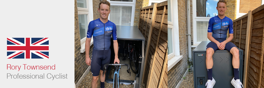 Professional Cycling Storage