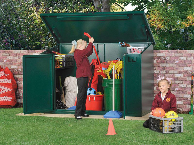 Playground Storage Shed