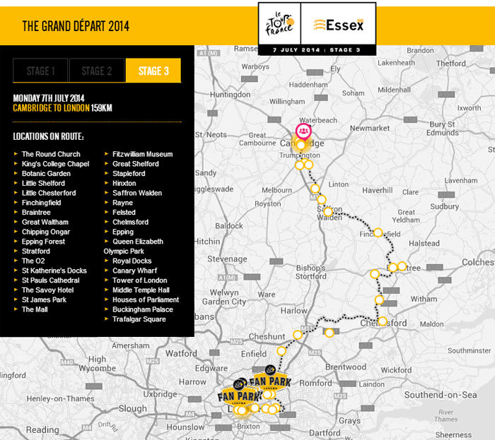 The Grand Depart 2014