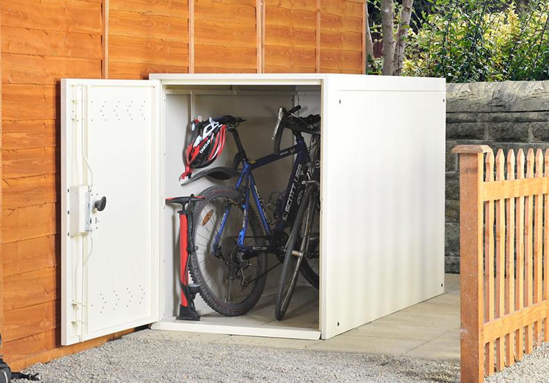 Twin Bike Storage Box