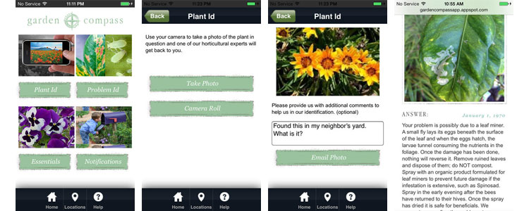 Garden Compass Plant / Disease Identifier