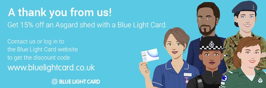 Blue Light Discount