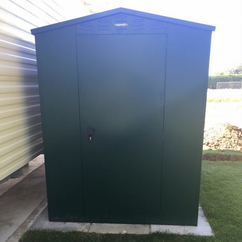 Asgard Flexistore 5 x 7 Metal Shed