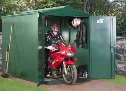 Motorbike Sheds