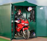 Asgard Motorbike Storage
