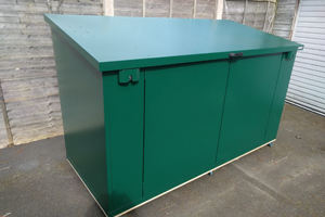 Asgard Access Large Mobile Tool Shed