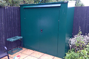 Secure Trojan Shed Customer Review