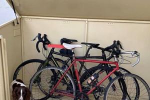 British Engineered Secure Bike Shed