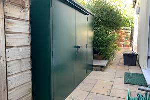 Access Bike Shed Made in the UK